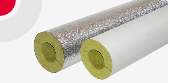 MINERAL WOOL LAGGING and LAMINATED ELBOWS