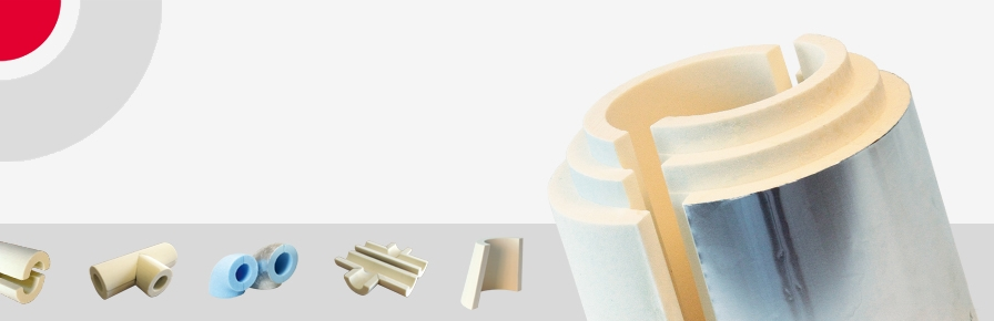 COLD INSULATION FITTINGS FOR PROFESSIONAL INSTALLATION